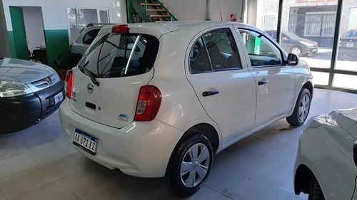 nissan march avtive pure drive