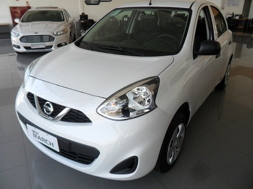 nissan march confort 1.0 s plus 0km2018