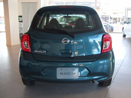 nissan march  descuentos especiales por pago conta