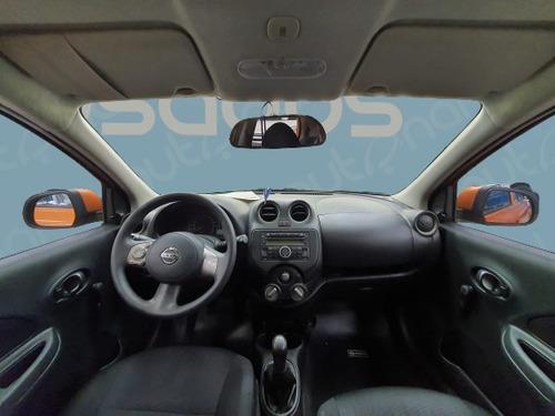 nissan march drive 1.6 5p 2014 hcu749