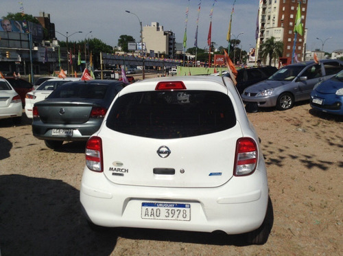 nissan march full 2015