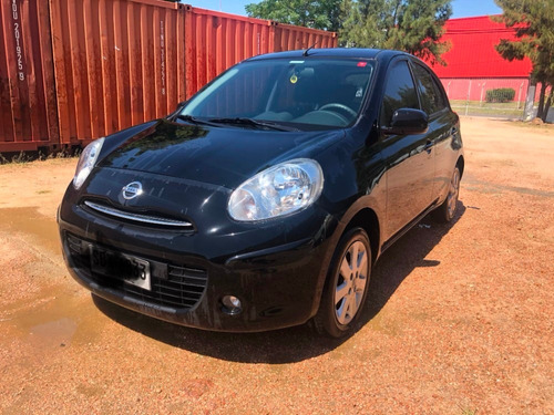 nissan march full automatico. impecable.