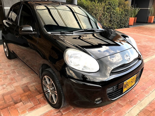 nissan march full equipo.