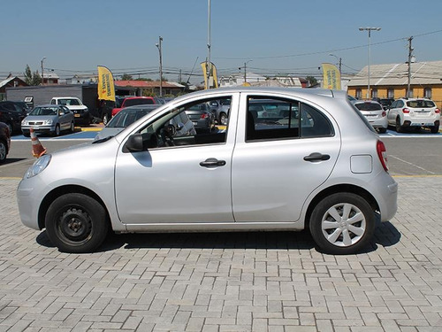 nissan march  march active 1.6 2016