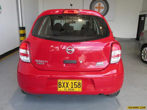nissan march march active