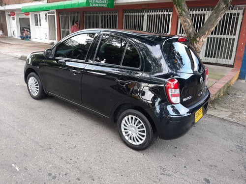 nissan march march full 2014