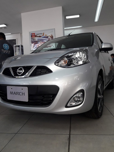nissan march media tech 2018