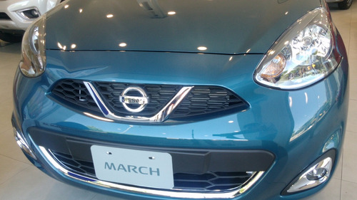 nissan march media tech at 1.6 2017 0 km