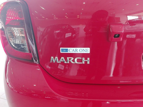 nissan march media tech at
