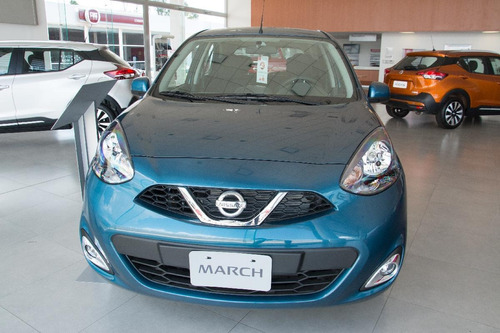 nissan march media tech aut