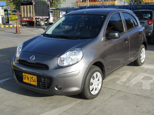 nissan march mt 1600