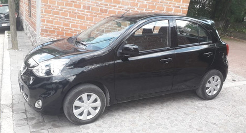 nissan march negro 2016