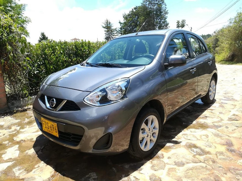 nissan march new march
