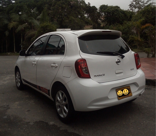 nissan march new march sense 1.6