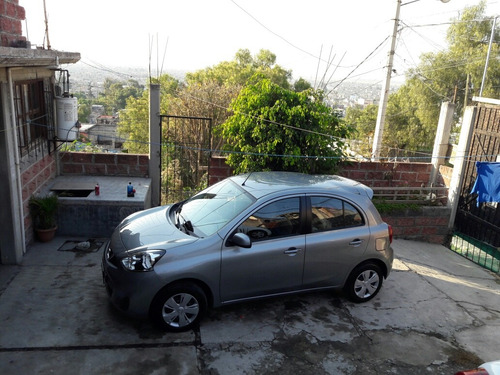 nissan march pure drive