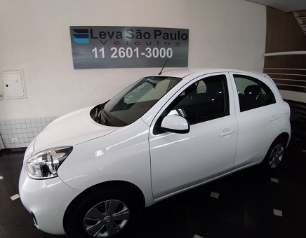 nissan march s 1.0 12v 2019