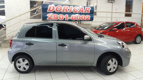 nissan march s 1.0