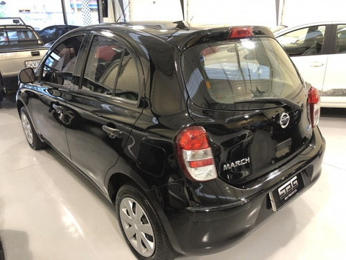 nissan march s