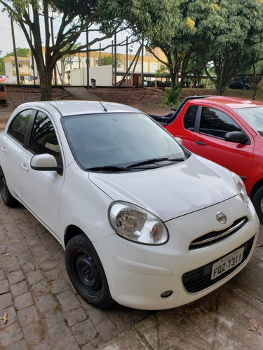nissan march s1.0 - r$ 26.500,00