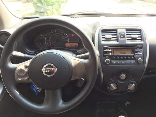 nissan march sense 1.6 mt 2015