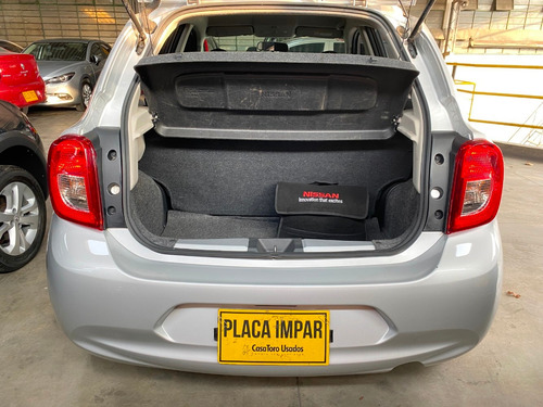 nissan march sense 1600cc 2019