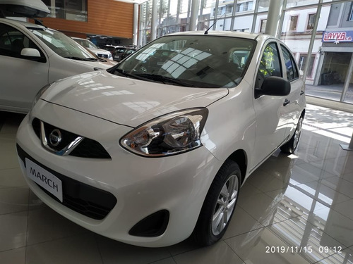 nissan march sense 2020 0km