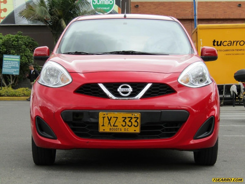 nissan march sense at 1600 aa ab abs