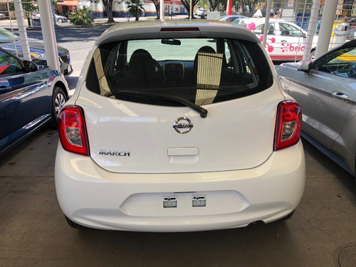 nissan march sense at 2018 tela