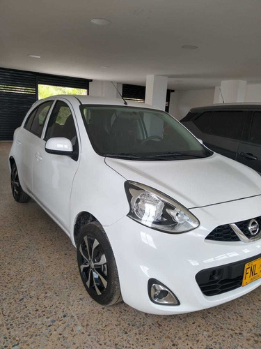 nissan march sense connet