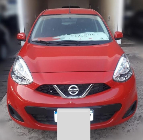 nissan march sense pure drive