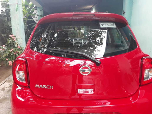 nissan march sense tm 18