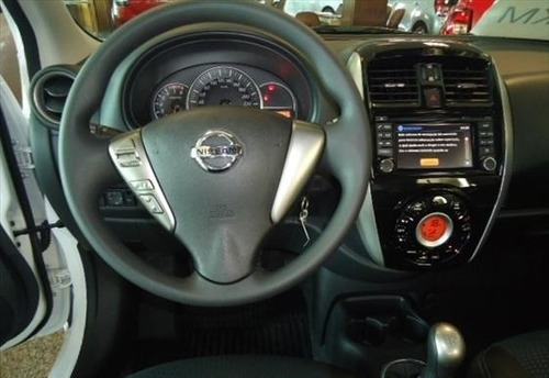 nissan march sl 1.6 16v completo top aut cvt 0km2019