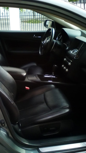nissan maxima exclusive 2014 gris oscuro
