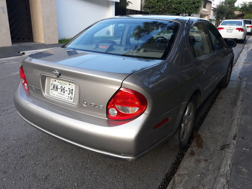 nissan maxima gle sedan piel at 2000 unico dueño poco uso