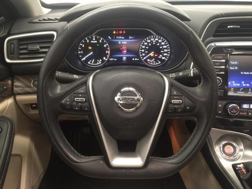 nissan maxima sedan 4p exclusive v6/3.5 aut