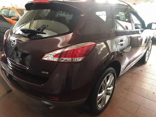 nissan murano 2014 exclusive awd