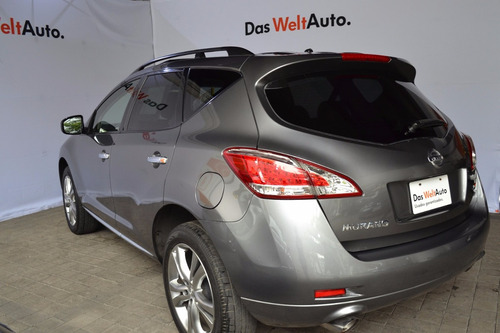 nissan murano 3.5 exclusive awd