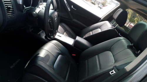 nissan murano 3.5 exclusive awd mt 2014