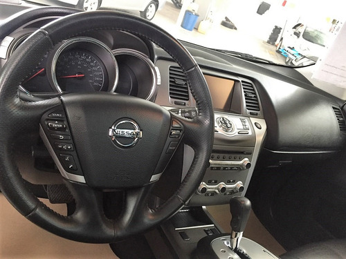 nissan murano 3.5 exclusive awd mt