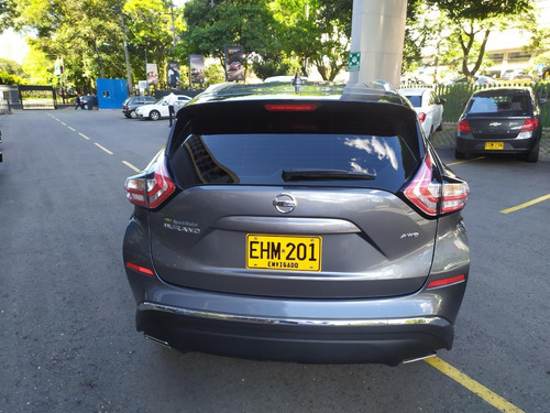 nissan murano awd a/t 4x4