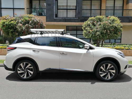 nissan murano exclusiv 2018 at awd
