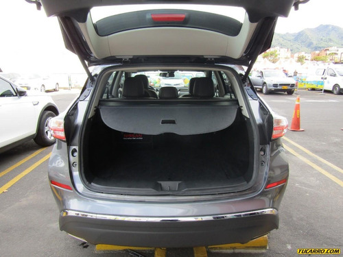 nissan murano exclusive 3.5tp  lts