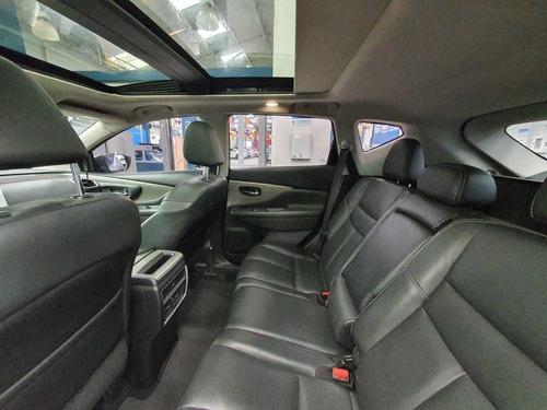 nissan murano exclusive aut 4x4 2018 efn299