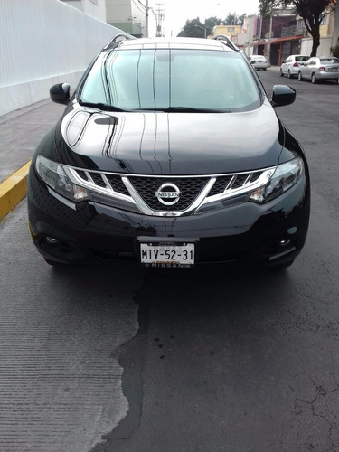 nissan murano exclusive awd 2014