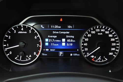 nissan murano exclusive cvt  2020 0 km 5 puertas 44504710
