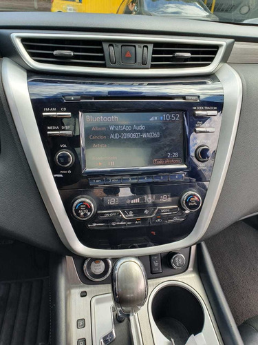 nissan murano exclusive tp 4x4 2018