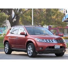 Nissan Murano Se Awd Aa Piel Qc At 2004