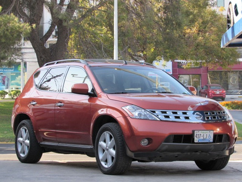 nissan murano se awd aa piel qc at 2004