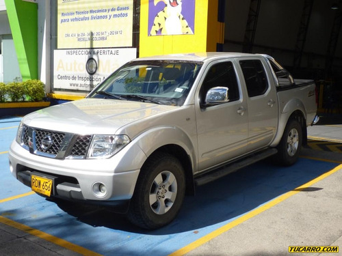 nissan navara high lujo at 2500cc 4x4 td