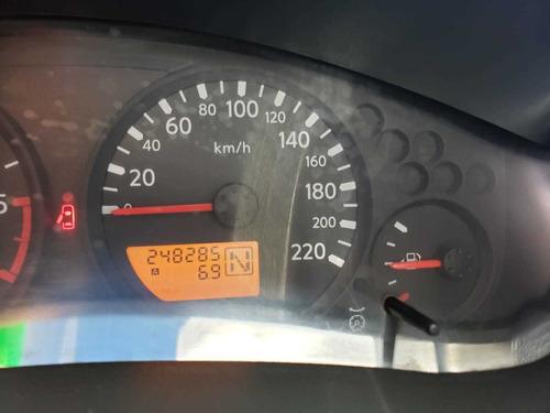nissan navara le 4x4 automatica diesel